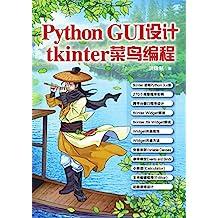 Python GUI设计——tkinter菜鸟编程