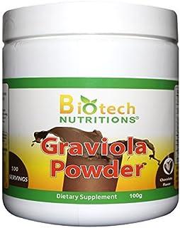Biotech Nutritions Graviola 营养粉,巧克力味,100克