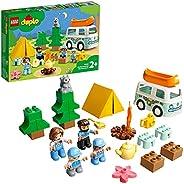 LEGO 乐高 Duplo 家庭婴儿车冒险,多色(10946)