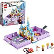 LEGO 乐高 冰雪奇缘2系列 安娜和艾莎的故事书大冒险 43175