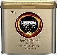 Nescafé Gold 混合速溶咖啡 罐装, 750 g