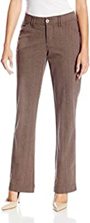 Lee Women's Petite Comfort Fit Kassidy Straight Leg Pant