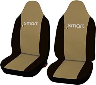Lupex Shop smart.3S.EC 米色。座椅套,米色/棕色