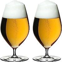 Riedel Veritas Beer Glasses (Set of 2), Clear