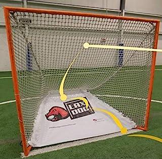 Goal Sports 创新 Lax Dog 长曲棍球球回球/取回器插入件适用于 6 英尺x6 英尺长曲棍球球门