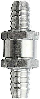 12 毫米铝制燃油管单向非回流止回阀汽油柴油