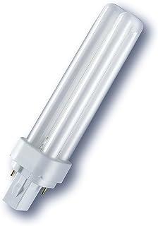 Osram Dulux D 26W 827 非常暖白色 G24d-3 (2700k) 紧凑型荧光灯