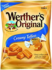 Werther's Original Traditional Chewy Toffees 135 g (Pack of