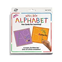 wikki stix alphabet fun cards for learning by wikkistix