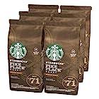 225.46元德国直邮!STARBUCKS 星巴克 Pike Place 中度烘焙咖啡豆200g*6包 亚马逊海外购PD限时,含税251.90元(41.98/包)