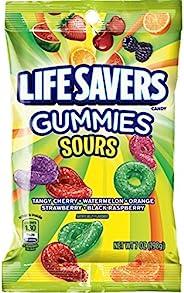 Life Savers 袋裝酸味軟糖, 7 盎司(198克) (12件裝)