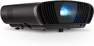 ViewSonic 智能 LED 4K LED 投影仪,带双哈曼卡顿扬声器,125% Rec 709,适用于家庭影院,兼容亚马逊 Alexa 和 Google Assistant (X100-4K)
