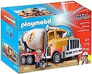 Playmobil 摩比世界 水泥车