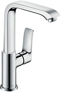 Hansgrohe 汉斯格雅 Metris 梦迪诗系列 (出水嘴高230mm 推开式下水器),镀铬