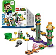 LEGO 乐高 Super Mario 超级马里奥 路易吉冒险的开始 入门套装 71387