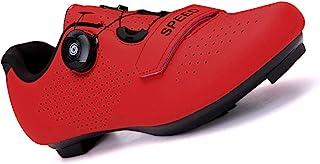 女式 New Road 自行车鞋 带兼容夹板 锁扣 / Delta 适用于室内/室外踏板自行车鞋
