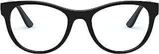 Vogue Eyewear 女式 Vo5336f 亚洲修身椭圆形*眼镜架