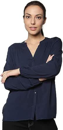 JdY 女士 Jdyice L/S 衬衫 WVN Noos 衬衫