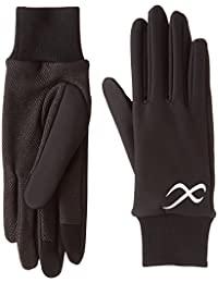 (CW-X) CW - X 手套抓绒面料保暖抗紫外线适用智能手机 hyy544[ 女款 ]