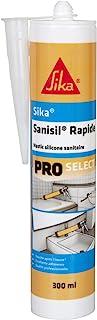 Sika Sanisil Rapide 防霉密封剂 适用于卫生,300毫升,白色