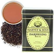 Harney & Sons 散葉紅茶, 大吉嶺茶, 8 盎司(約226.80