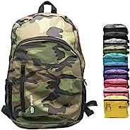 Golyte 轻质可压缩旅行徒步背包背包,20L,适合男士、女士、成年男孩、女孩