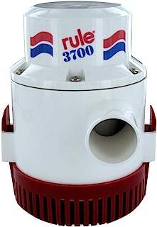 Rule 3700 GPH 非自动舱底泵 - 32v