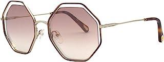 Chloé CE132s 205 哈瓦那/青铜 CE132s 矩形太阳镜 镜片类别 2 Si