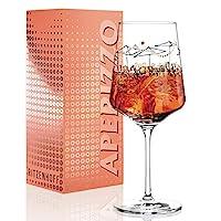 RITZENHOFF 2840023 Aperizzo Aperitif 玻璃水晶玻璃 600 毫升