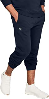 Under Armour 安德玛 Rival 男士抓绒慢跑运动裤(73.5厘米)带口袋