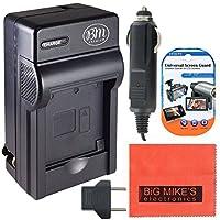 D-LI90 電池充電器,用于賓得 K-1 DSLR、K-01、K-3、K-5、K-5 II、K-7 和 SLR 645D 數碼相機 + 更多! !