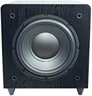 Sunfire Dynamic SDS-10 低音炮系统 - 250 W RMS(黑灰色)