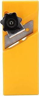 木工工具边刨 适用于石膏板 木板 干墙边刨床 无毛刺 适用于修剪石膏板 软木板 (A)