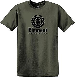 Element 男式 ElementVertical - T 恤 Manches Courtes - Homme - M