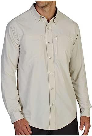 ExOfficio Men's GeoTrek'r Long Sleeve Shirt