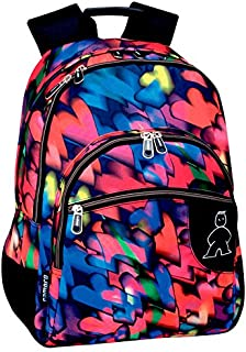 Perona 53382 Campro 学校背包,43 厘米,多种颜色