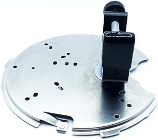C 夹式安装支架适用于 Ubiquiti 无线接入点到木梁,带拇指螺丝
