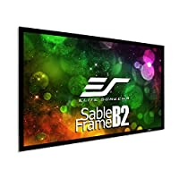 ELITE screens SABLE frame- 固定畫框投影屏