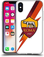 AS Roma 凝胶保护套 适用于 iPhone X/iPhone XS