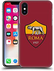 AS Roma,iPhone x/iphone xs 硬質后殼