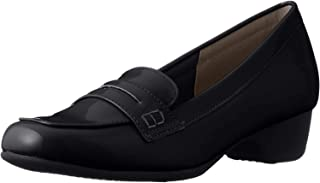 RECONTI Design 商务 鞋跟3.5厘米 3E 方头 防滑 MODE 漆皮 女士