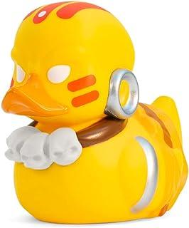 TUBBZ 街头霸王收藏版橡胶鸭雕像 - 官方街头霸王商品 - *限量版收藏者乙烯基礼品 Dhalsim