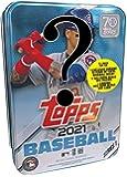 Topps 2021 系列 1 棒球锡
