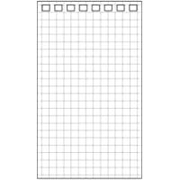 LIHIT LAB. Twist Ring 笔记本用活页 便签尺寸 8孔 1组=40张 N1660S