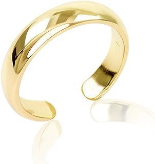 14K 黄金指环,1mm-4mm
