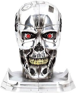 Nemesis Now Terminator 2 书立 18.5 厘米 树脂 银色