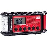 Midland ER300 多功能紧急 Dynamo AM/FM 收音机 带手电筒