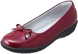 PANSY 雨鞋 雨鞋 搪瓷 易穿 PN4934 女士