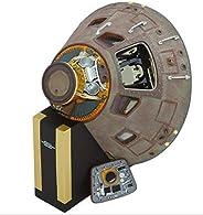 Executive 系列博物馆品质阿波罗 11 粒胶囊 1/25 比例带支架