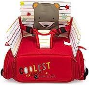 Jané 060306 T24 Avant – 座椅增高功能 带侧袋 加固*侧板 大内隔层 红色